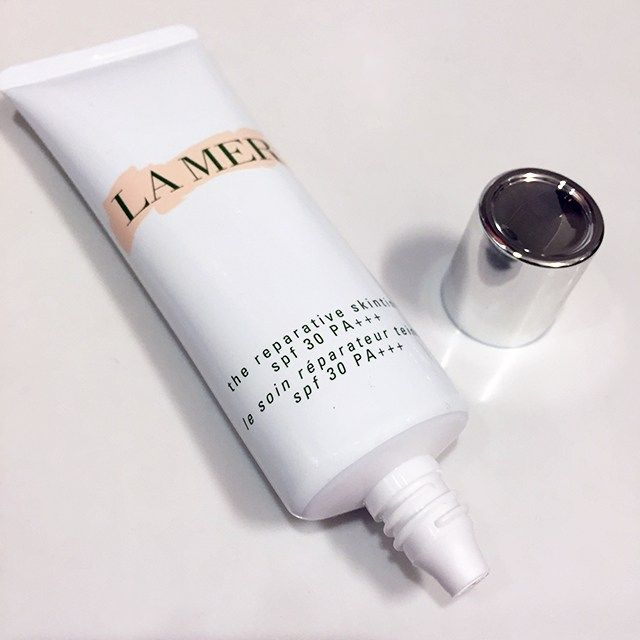 ALL-IN-1 CC CREAMS WITH SUN PROTECTION FOR FACE la mer the reparative skintint