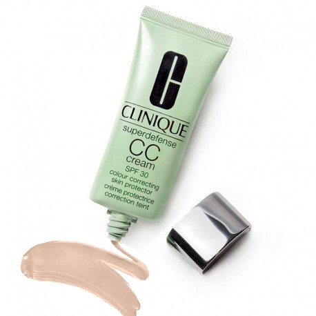 ALL-IN-1 CC CREAMS WITH SUN PROTECTION FOR FACE clinique cc superdefence 30