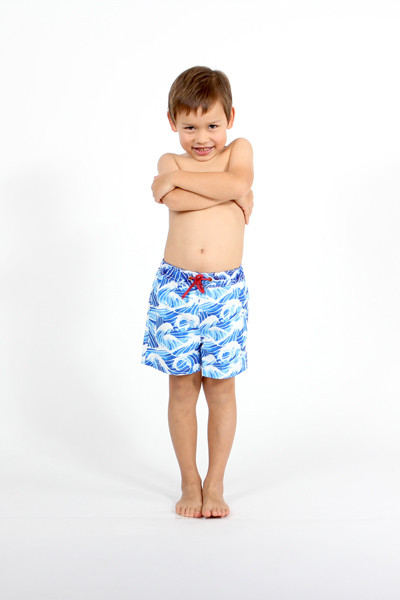 THE PERFECT SWIM SHORTS WITH MAZU SWIMWEAR for boys