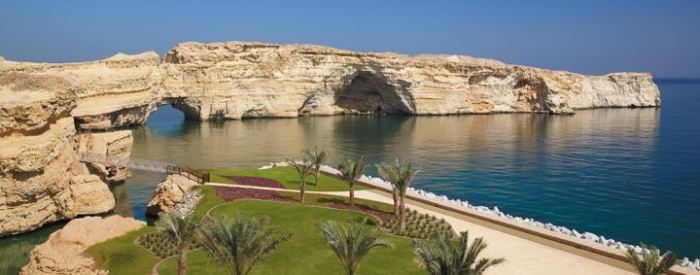 top 5 best beach getaways for summer around the world al jissah beach muscat oman
