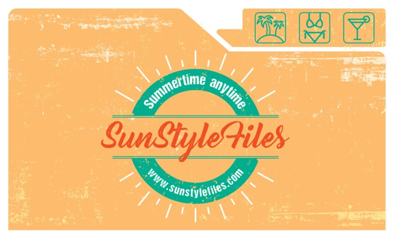 sunstylefiles name card