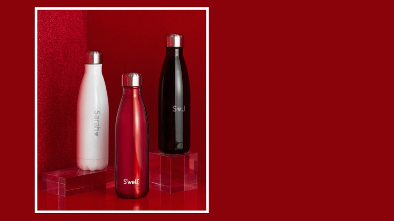 SUMMER LOVIN' GIFTS FOR YOUR VALENTINE s'well bottles