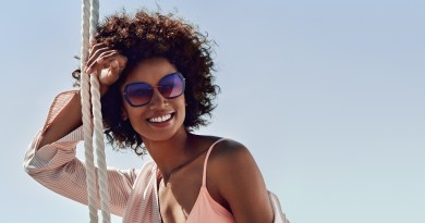 perret schaad for silhouette sunglasses