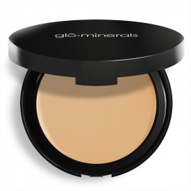 gloBeauty Pressed Base Powder Golden Medium