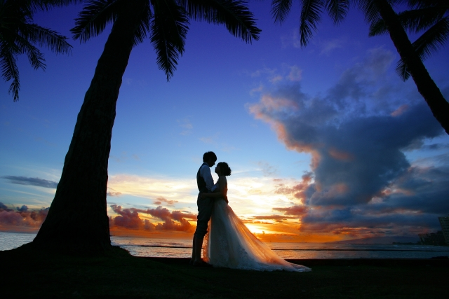 結婚式 年賀状