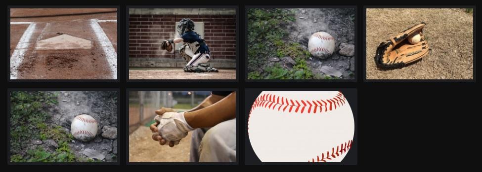 ピクト缶野球