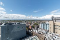 View from the top of the guiness factory.