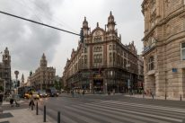 Buildings of budapest