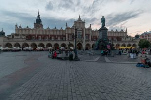 Buildings of Krakow