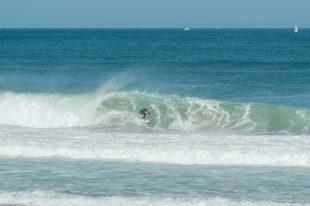 Foamy French wave