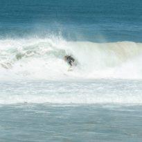 Surfing Hossegor
