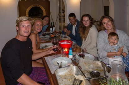 Group dinner at If Vilamoura!