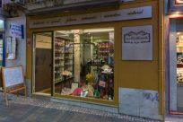 Perfumery store with all the scents and smells to make your own