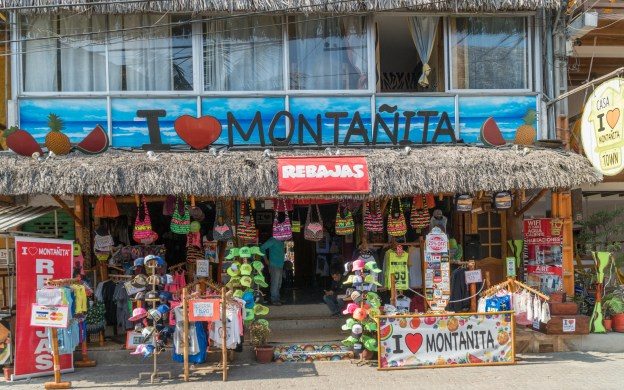 Shop called i love Montanita