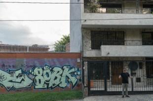 Rooftop where Pablo Escobar was shot