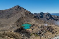 Tongariro Alpine Crossing, Sun Surf Soul