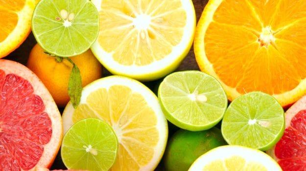 fructe bogate in vitamina C, citrice, aliati in lupta cu virusii