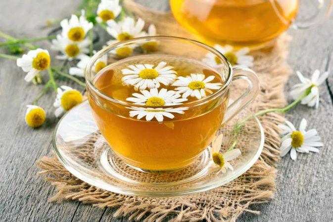 ceai din flori de musetel pentru insomnie