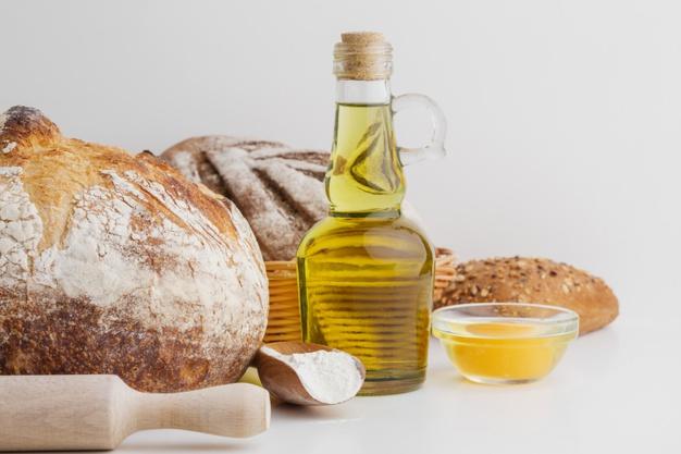 paine cu ulei de masline