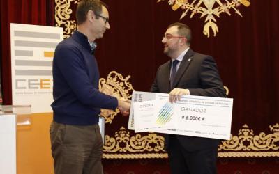Nuestro primer reconocimiento: la patente de Sunthalpy resultó vencedora en los Premios CEEI Asturias 2019