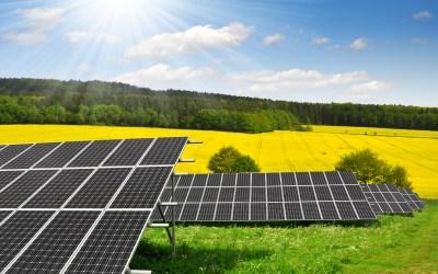 Meget stor interesse for vores hybrid solcelleanlæg