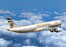 Etihad Flight