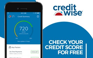 Facts About CreditWise from Capital One