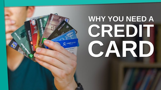 Getting Credit Card, Some of the Reasons Behind it
