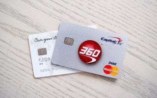 Capital One 360 as International Travel card