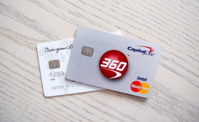 Capital One 360 as International Travel card