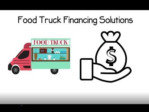 Food truck financing