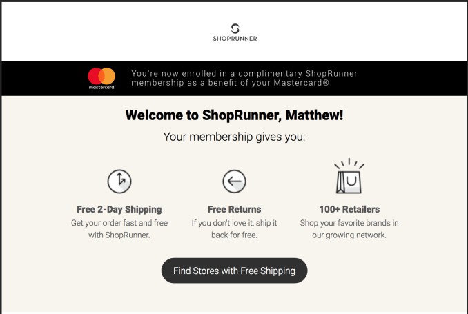 ShopRunner MasterCards: Benefits and All It Has To Offer