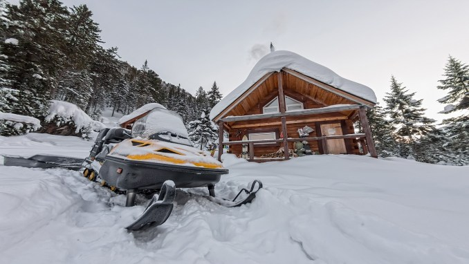 Choosing a New or Used Snowmobile