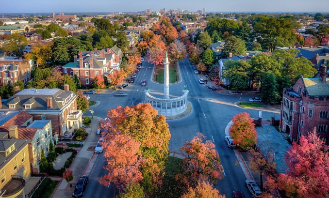 Cities in Virginia that you can start a Good Business
