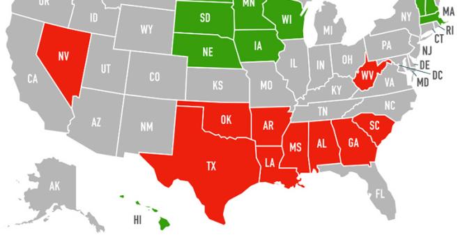 credit score in the U.S.