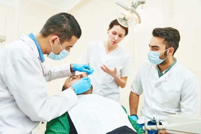 dental residency programs