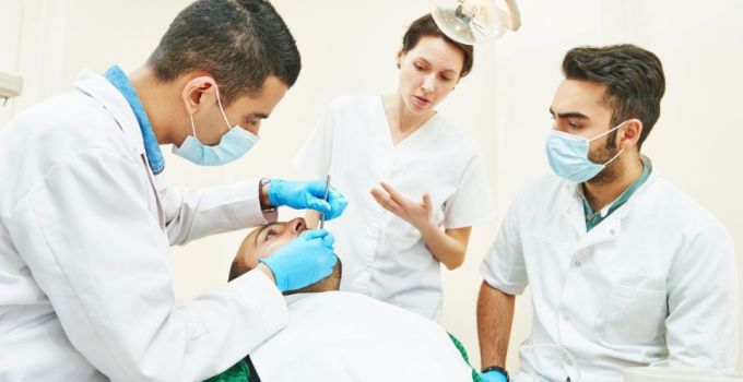 What's the best dental residency