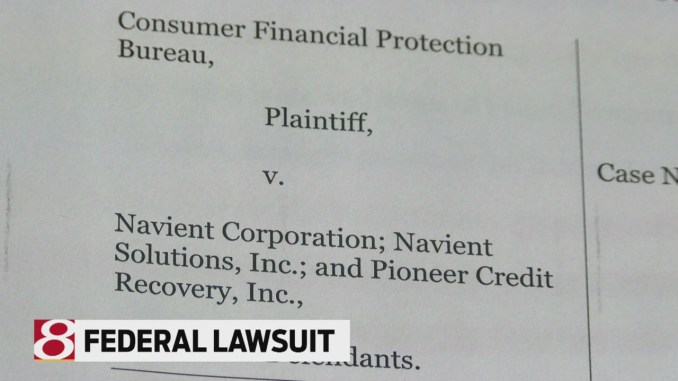 What is the Navient Lawsuit?