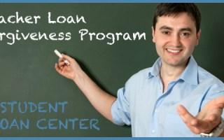 Teacher Loan Forgiveness in Texas