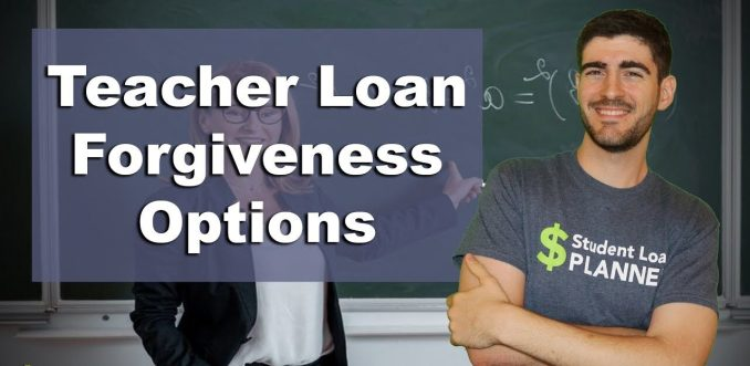 Teacher Loan Forgiveness Programs and Other Options Available
