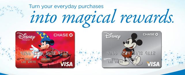 Compare to the Disney Premier Visa card