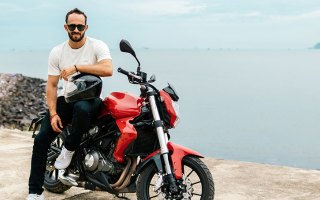 Personal loan for motorcycle financing