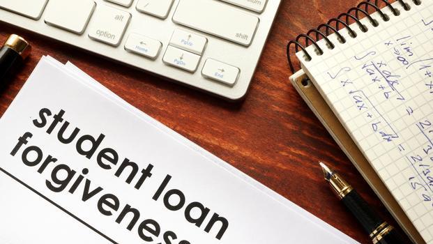 Student Loan Forgiveness Tax Bil