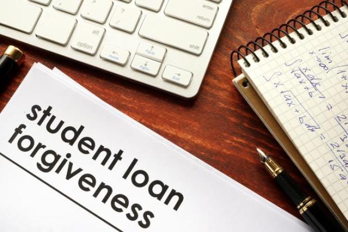 Student Loan Forgiveness Tax Bill