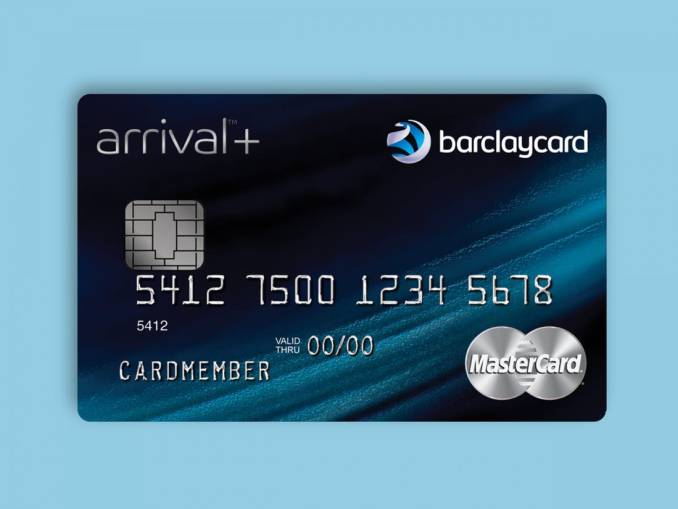 Barclaycard Arrival Plus Mastercard: