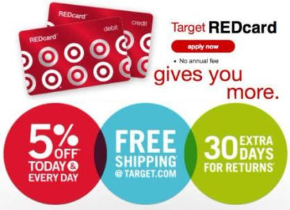 Before Applying for Target REDcard