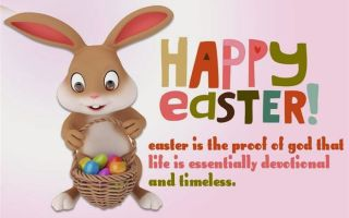 Funny Easter Sayings and Messages