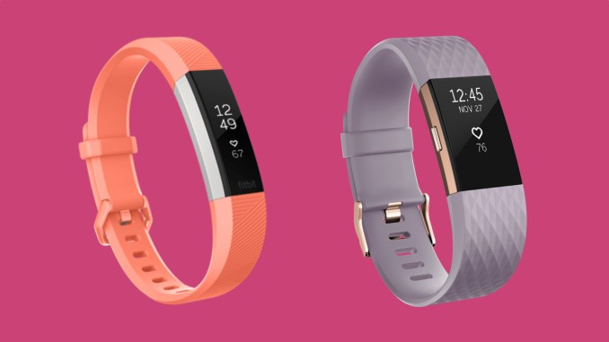 Fitbit Charge 2 vs. Fitbit Alta