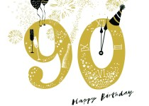 65 Great 90th Birthday Sayings: