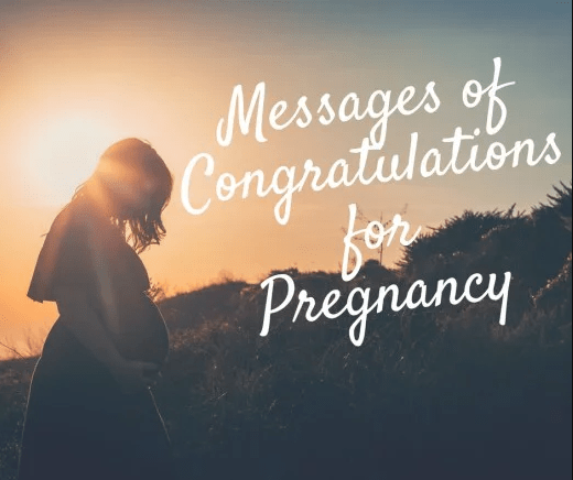 Pregnancy Congratulations Card Messages